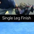Voici un single leg takedown original qui surprendra pas mal d'adversaires qui en principe connaissent seulement la forme classique.