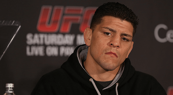 Photo de Nick Diaz